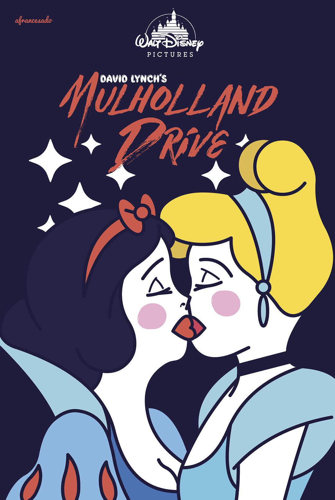 afrancesado Mulholland Drive