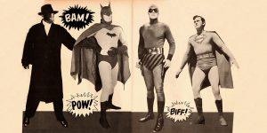 Superheroesenmallas